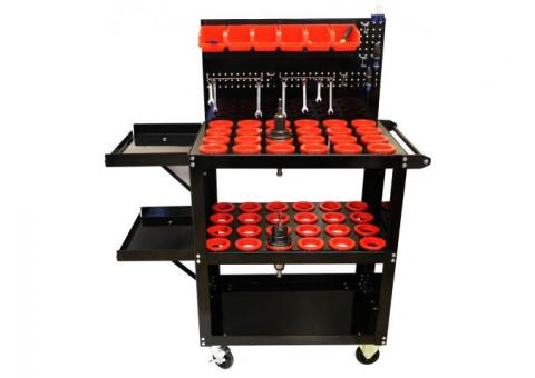 The Best Ever CAT 40 Model CNC Tool Holder carts