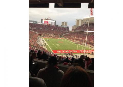 Ohio St vs Wisconsin tickets